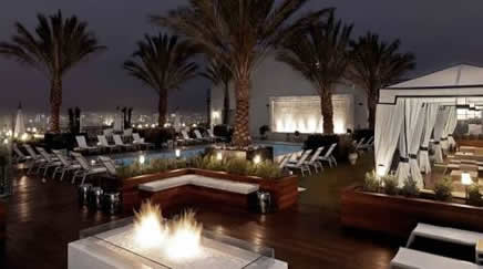 LA Ramseys Rooftop Bar and Lounge