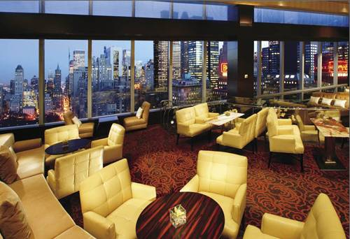 Nyc Best Lobby And Lounge Roof Top Empire State